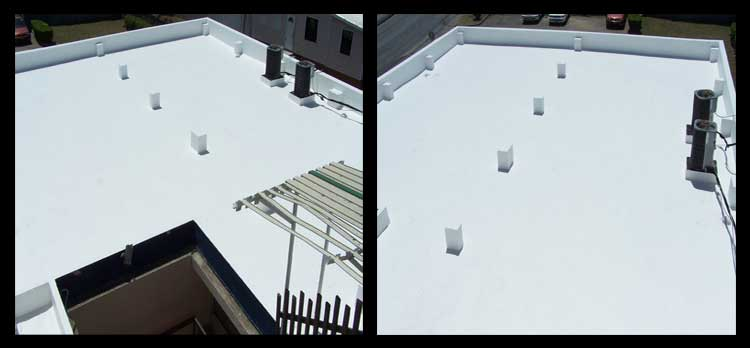Montreal Summit Roofs Amp Skylights Elastomeric Roofs